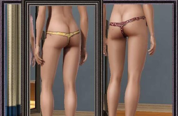Bikini pregnant wax while