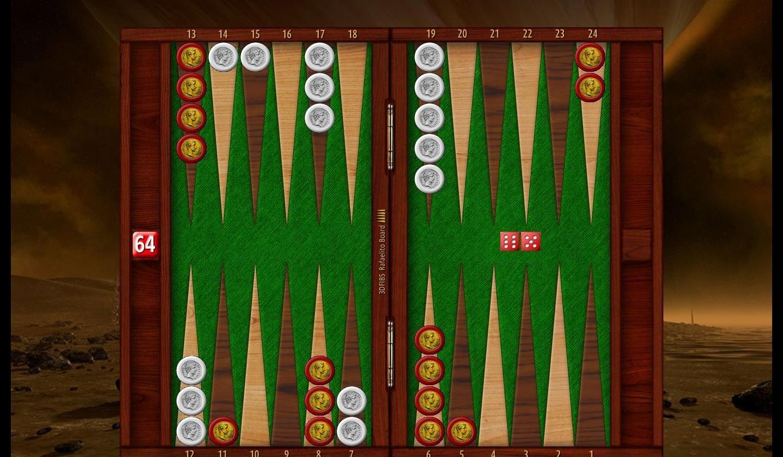 internet backgammon how to play