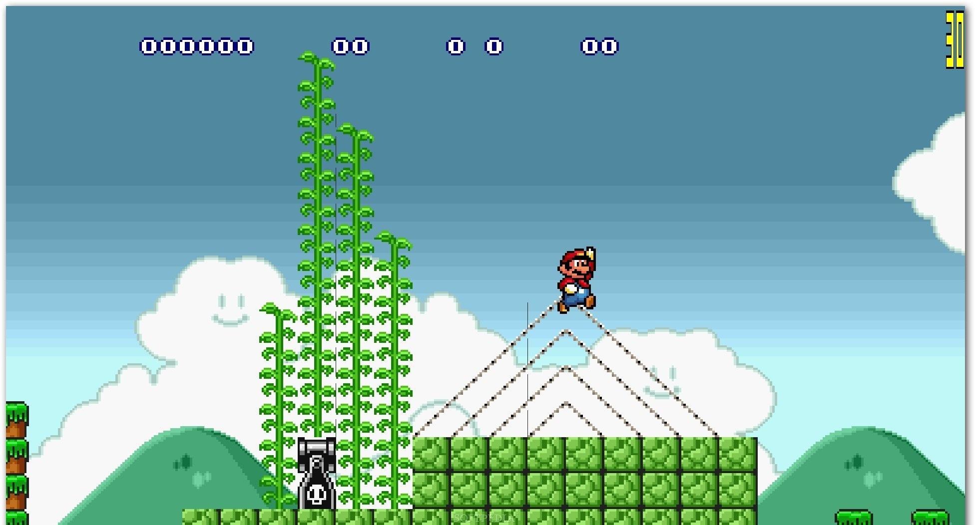 Yoshi's Mega Rush
