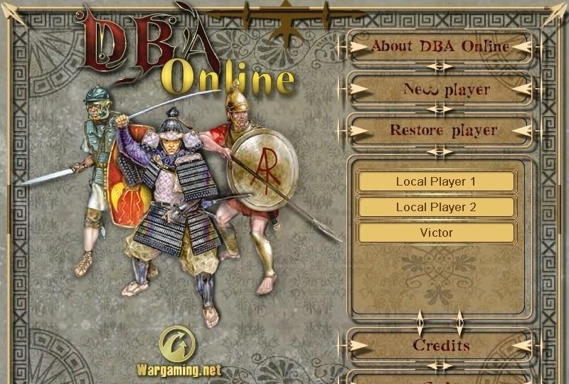 DBA Online Client