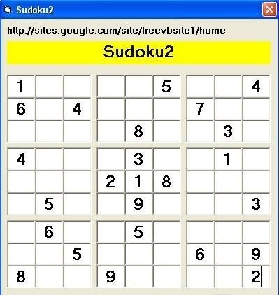 Web Sudoku - Billions of Free Sudoku Puzzles to Play Online