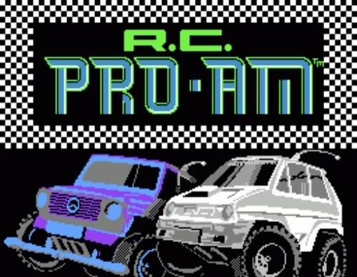 R.C. Pro-Am for NES