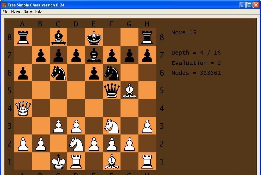 Free Simple Chess