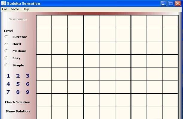 Sudoku Sensation