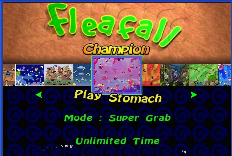 FleaFall Champion
