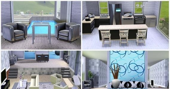 Screenshots - for Sims3 - Cubelicious