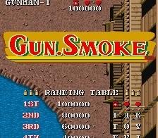 Gun.Smoke for MAME