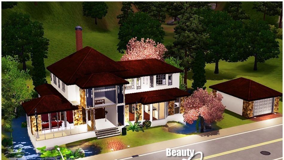 Sims3 - Beauty Rises