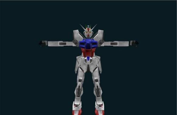 CS Addons: Aile Strike Gundam