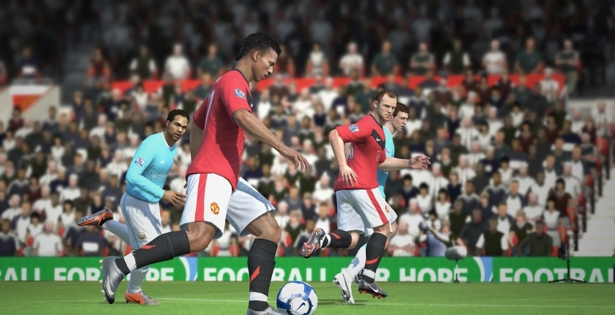 FIFA 11 Screenshots