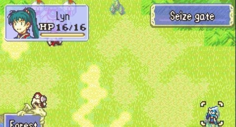 Fire Emblem for GBA
