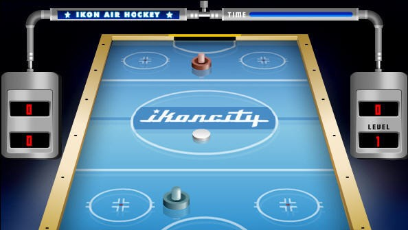 NowStat Air Hockey