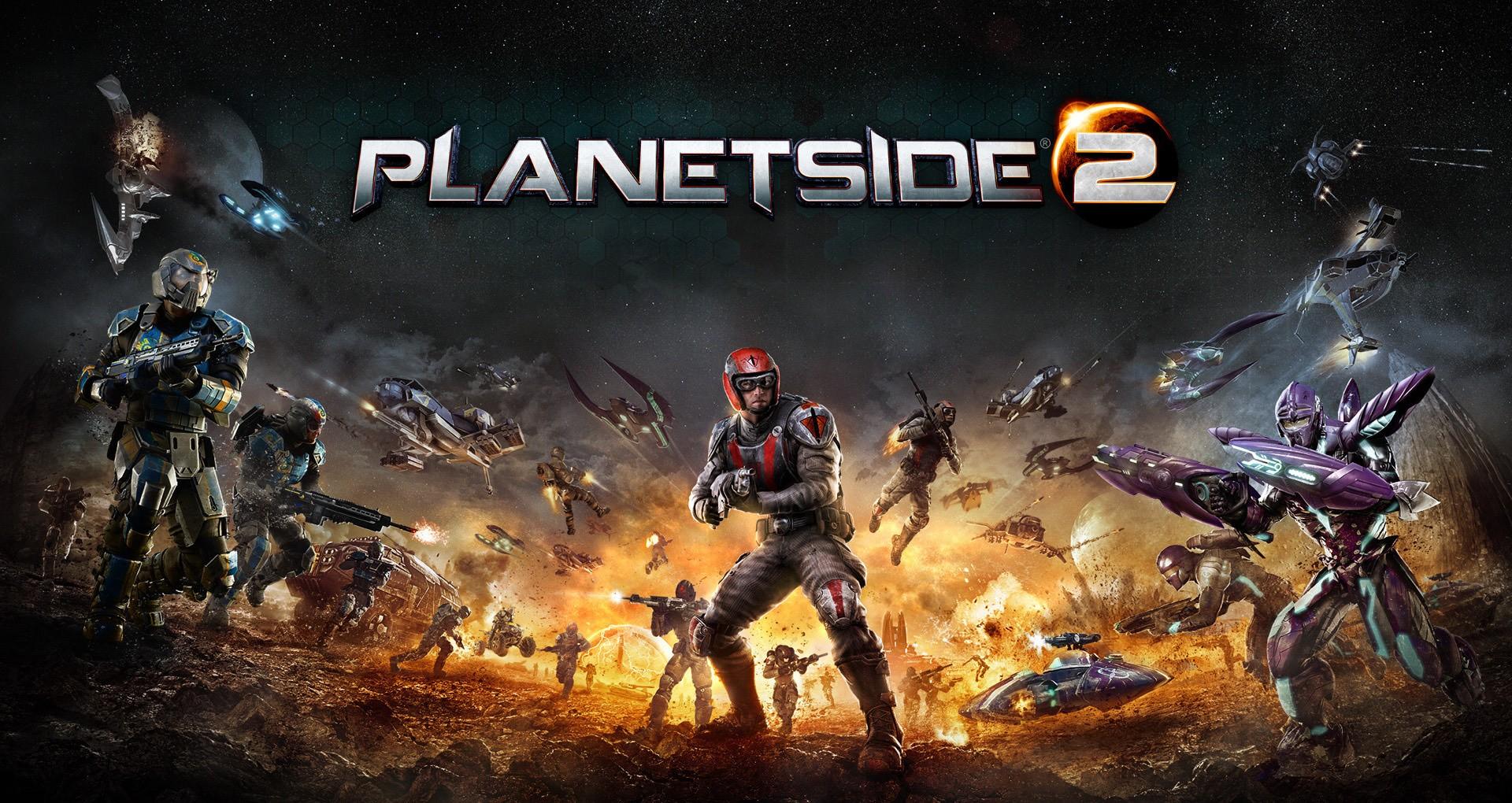PlanetSide 2 Client