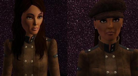 Sims3 - Janet jackson michael jackson et