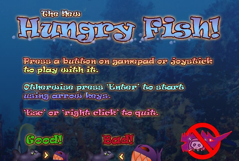 The New Hungry Fish