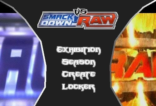SmackDown v.s Raw 2008