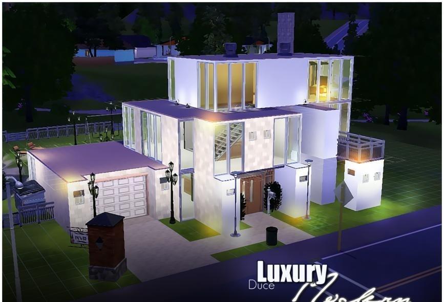 sims3 - Modern Luxury