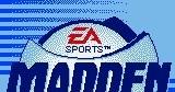 Madden NFL 2001 for GBC