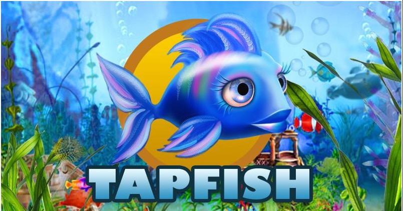 Tap fish for android lisisoft for Tap tap fish game