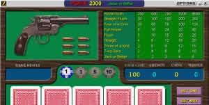 Zibax Video Poker. Игра. Виртуальный покер, где игрок может противопостав