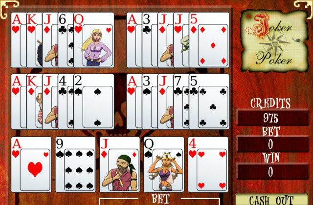 Pirate Poker for Mac