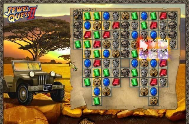 Jewel Quest 2 for Mac