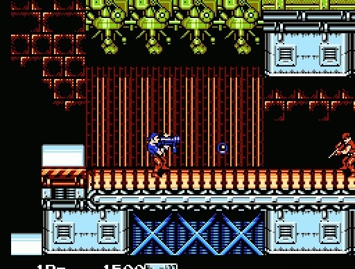 Contra Force for NES