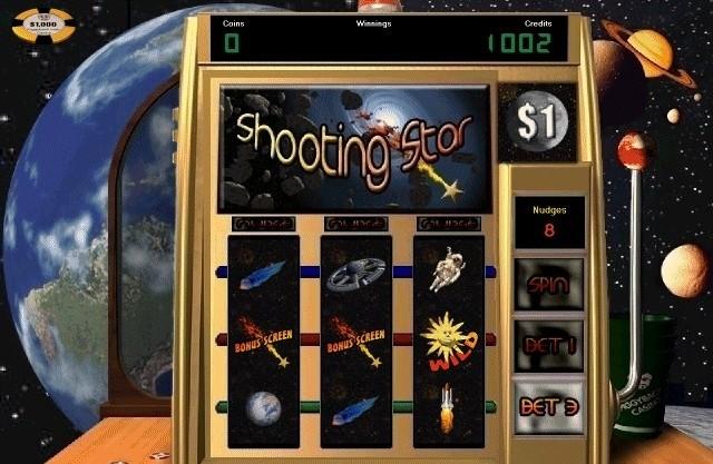 Shooting Star Slots