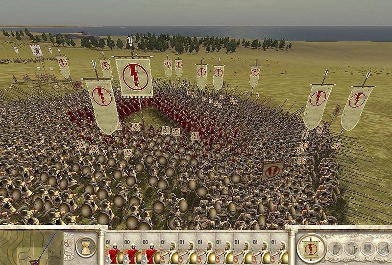 Rome Total War прохождение, коды, скачать патчи, трейнеры. видео танец тект