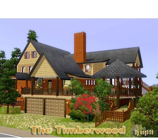 Sims3 - The Timberwood