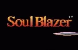 Soul Blazer for SNES