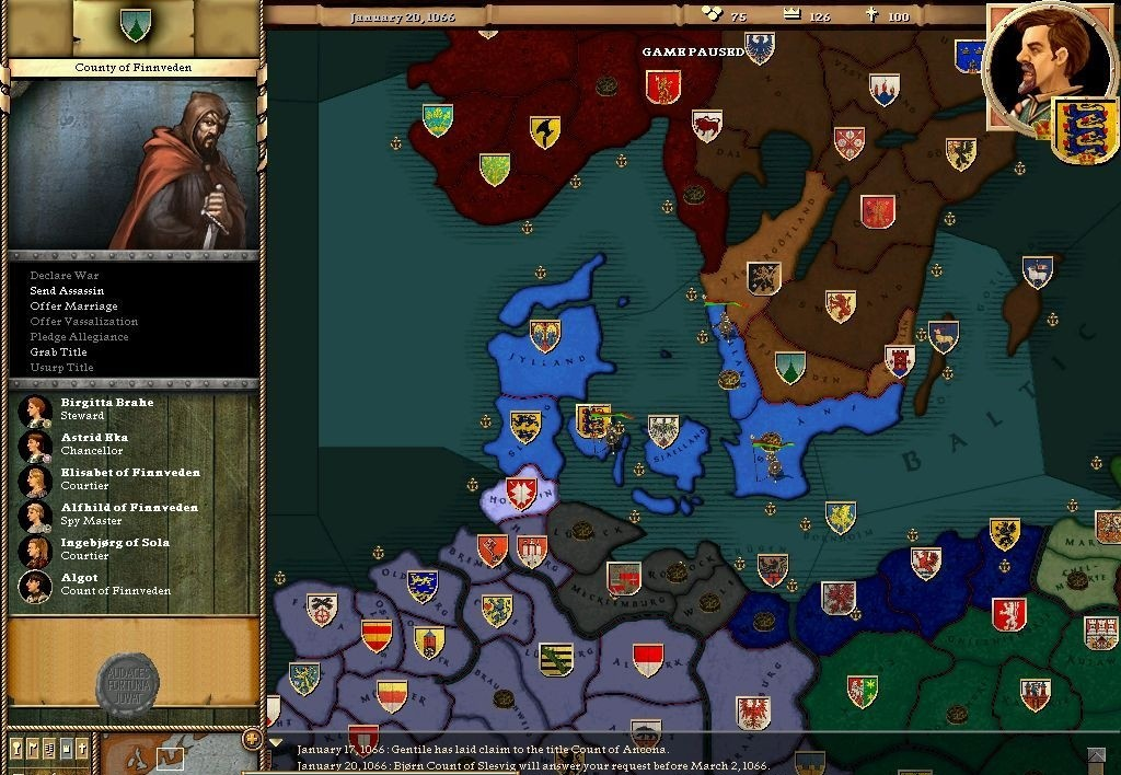 Crusader Kings Patch