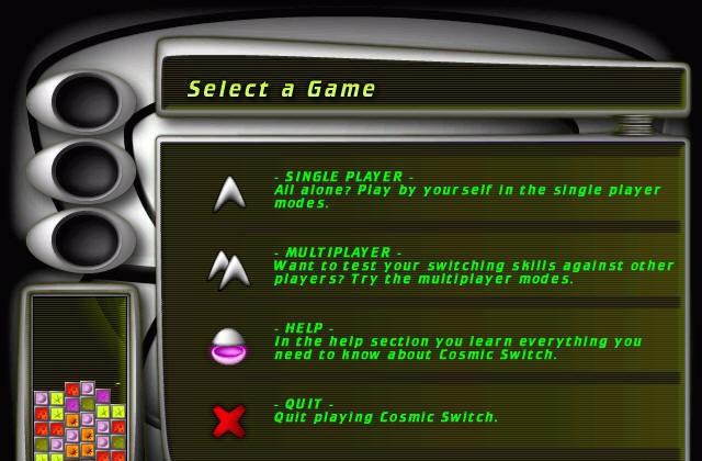 Cosmic Switch Deluxe