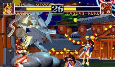 Download Free Neo Geo Games