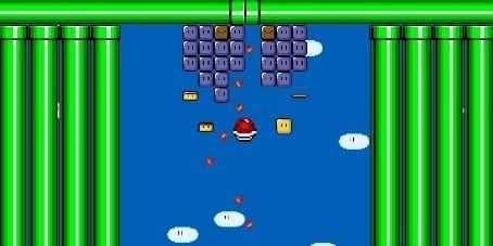 Super Mario Breakout