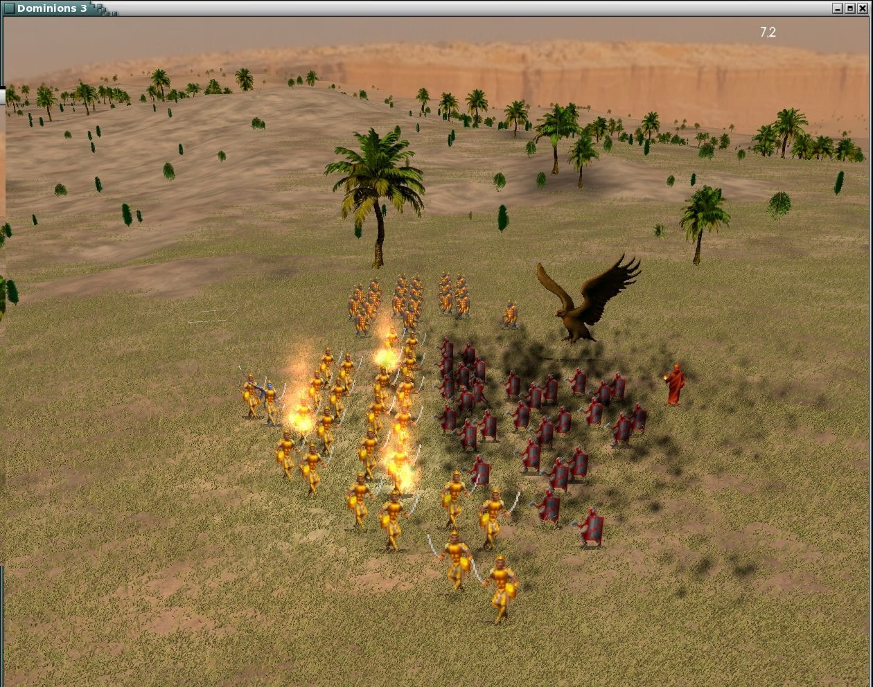 Dominions 3 for Linux