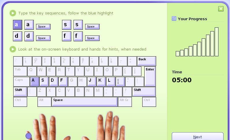 TypingMaster.s Games