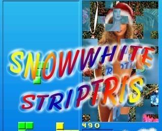 SnowWhite StripTris