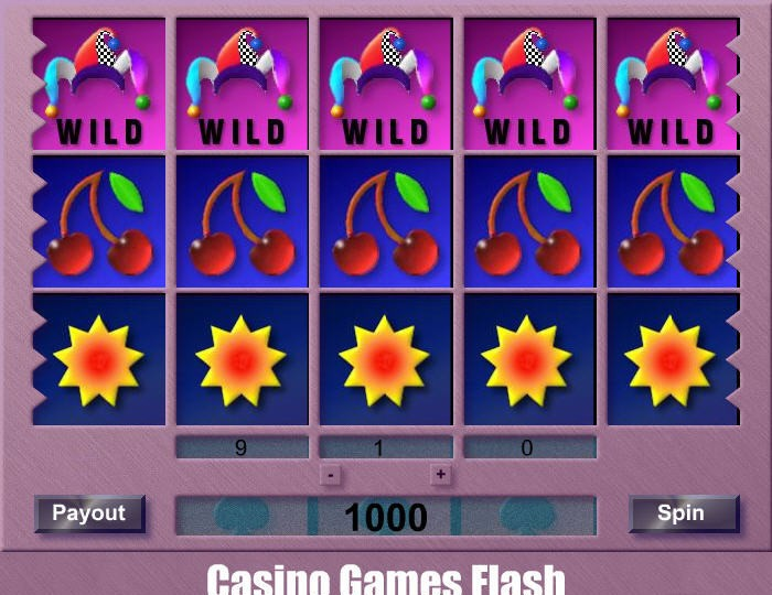 free casino slots for you