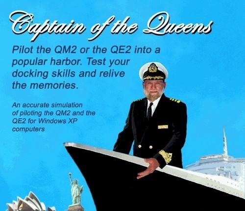 Captain of the Queens