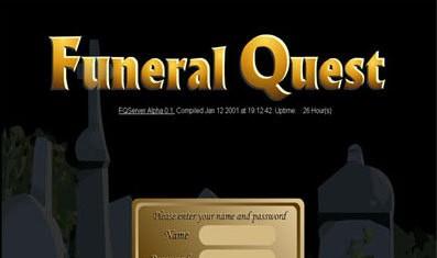 Funeral Quest Server
