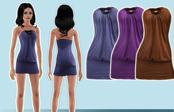 Sims 3 cocktail dress zappos