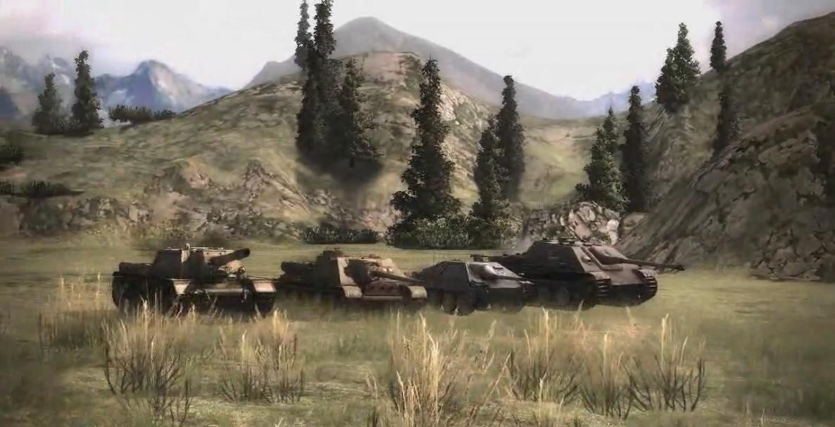 World of Tanks Client