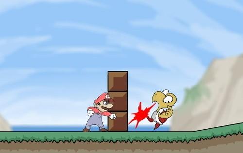 Mario Combat Deluxe 1.0