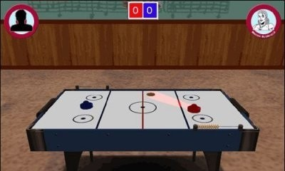 Air Hockey Adrenaline la kings hockey