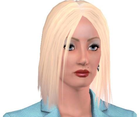 Sims3 - Marilyn Monroe #2