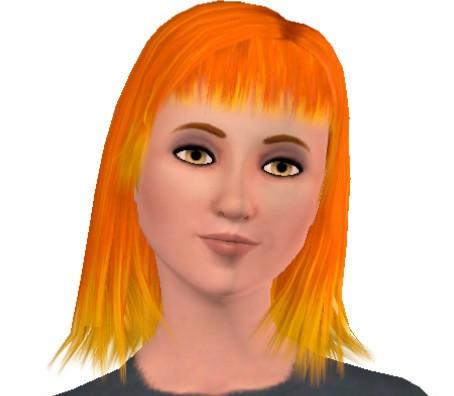 Sims3 - Hayley Williams