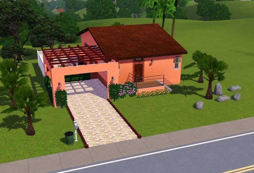 Sims3 - Headed to Mexico