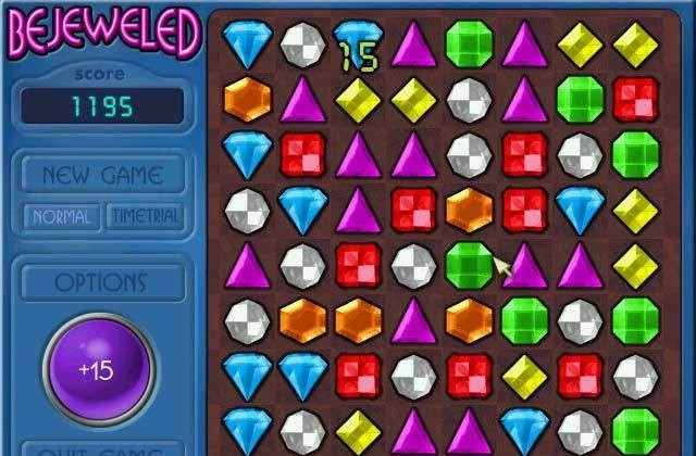 Bejeweled for Windows