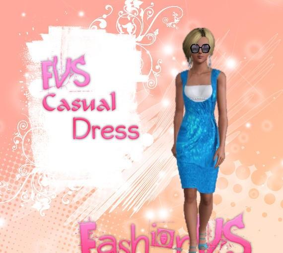 Sism3 - FVS Casual Dress